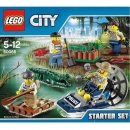 LEGO City 60066 - Swamp Police Starter Set