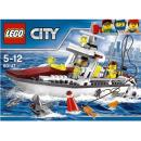 LEGO City 60147 - Fishing Boat