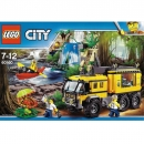Lego City 60160 - Mobiles Dschungel-Labor