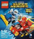 Lego DC Comics Super Heroes 76063 - Mighty Micros The Flash vs. Captain Cold