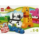 LEGO 10573 - Lustige Tiere