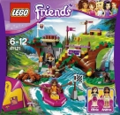 LEGO Friends 41121 - Abenteuercamp Rafting