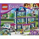 LEGO Friends 41318 - Heartlake Hospital