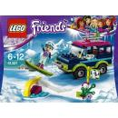LEGO Friends 41321 - Snow Resort Off-Roader