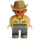 LEGO Duplo - Figure Male 4555pb039