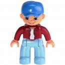 LEGO Duplo - Figure Male 47394pb022