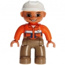 LEGO Duplo - Figure Male 47394pb102