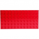LEGO Duplo - Plate 6 x 12 Red 4196