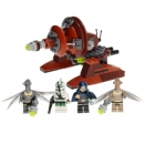 LEGO Star Wars  9491 - Geonosian Cannon