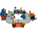 Little People 77999 - Bahnstation Spiel-Set