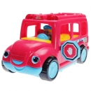 Little People R3915 - Schulbus rot