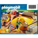 Playmobil - 4138 Construction Compact Set