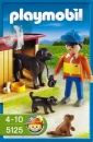 Playmobil - 5125 Guard Dog with Puppies