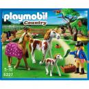 Playmobil - 5227 Paddock with Horses and Pony