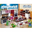 Playmobil - 9269 Large family kitchen