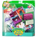 Polly Pocket Mini - 1996 - Surf'n Swimm Island Bluebird Toys