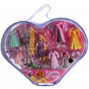 Disney 36 Piece Deluxe Tangled Rapunzel Fashion Set