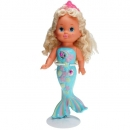 Mattel -  Little Lil Miss Singing Mermaid