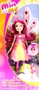 Mattel - Mia and Me DLB56 - Party Kleid Mia