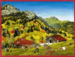 Penelope Puzzle Appenzell