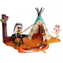 Playmobil - 4012 SuperSet Native American Camp