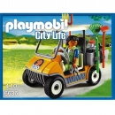 Playmobil - 6636 Zookeeper's Cart