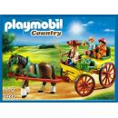 Playmobil - 6932 Horse-drawn wagon
