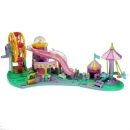 Polly Pocket Mini - 1996 - Fun Fair - CUSTOM