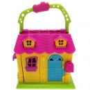 Polly Pocket Pollyville Y6082 - Polly's Haus Variation a