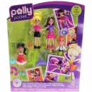 Polly Pocket V9184 - Polly und Freundinnen