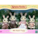 Sylvanian Families 4108 - Milk Rabbit Family
