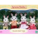 Sylvanian Families 4150 - Chocolate Rabbit Family