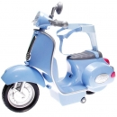 BABY Born - 808351 City Motorroller (RC), blau
