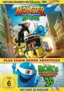 DVD - Monster und Aliens