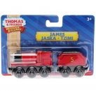 Thomas und seine Freunde - Mattel Y4070 - Wooden Railway James Engine