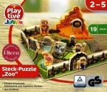 Steckpuzzle Playtive Junior - Zoo