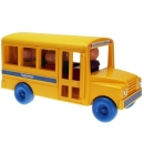 Tuppertoys School Bus Toy