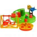 Fisher-Price - 1986 - Play Family Playground 2525