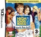 Nintendo DS - High School Musical 2 - Work This Out