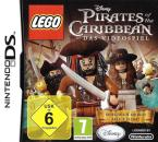 Nintendo DS - Lego Pirates of the Caribbean