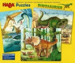 HABA 4961 - Puzzles Dinosaurier