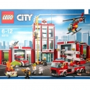 Lego City 60110 - Grosse Feuerwehrstation