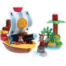 LEGO Duplo 10514 - Jake - Piratenschiff Bucky