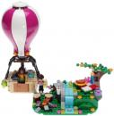 Lego Friends 41097 - Heatlake Heissluftballon