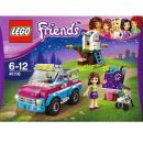 Lego Friends 41116 - Olivias Expeditionsauto