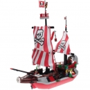 Lego Juniors 7075 - Grosses Piratenschiff