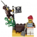 LEGO Legoland 6235 - Buried Treasure