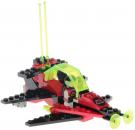 Lego Legoland 6877 - Space Single-Gleiter