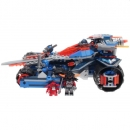 Lego Nexo Knights 70315 - Clays Klingen-Cruiser
