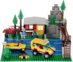 Lego System 6552 - Canadian Mountain Camp